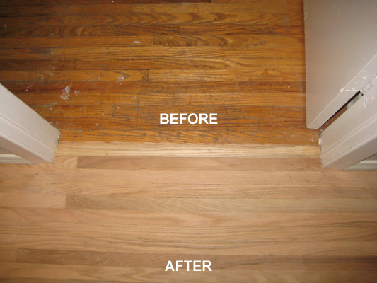 Ireland Decorators Floor Refinishing