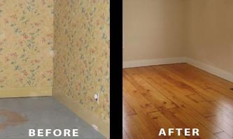 Ireland Decorators Floor Refinishing